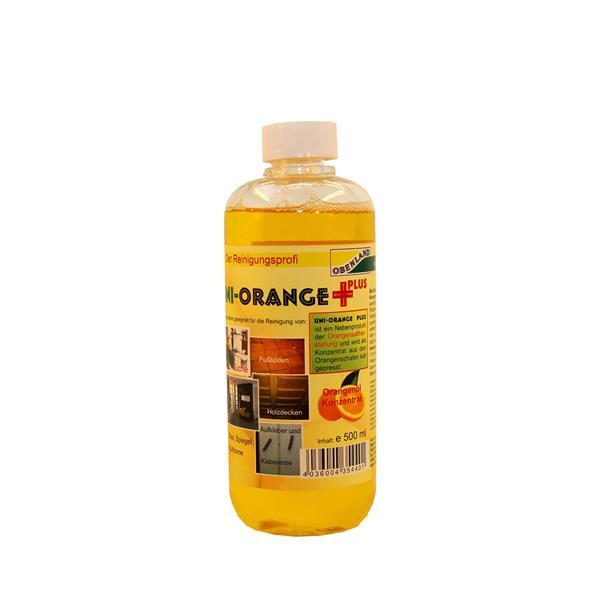 Obenland Orangenreiniger in Vorratsflasche 0,5 ltr