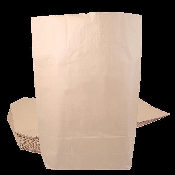 Papier Abfallsack 120 ltr. 3er Pack