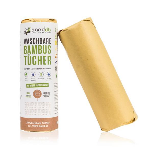 Bambus Küchenrolle (20 Blatt)