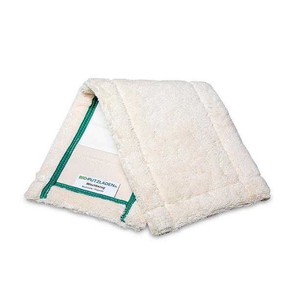 Wischbezug Baumwollplüsch 40 cm