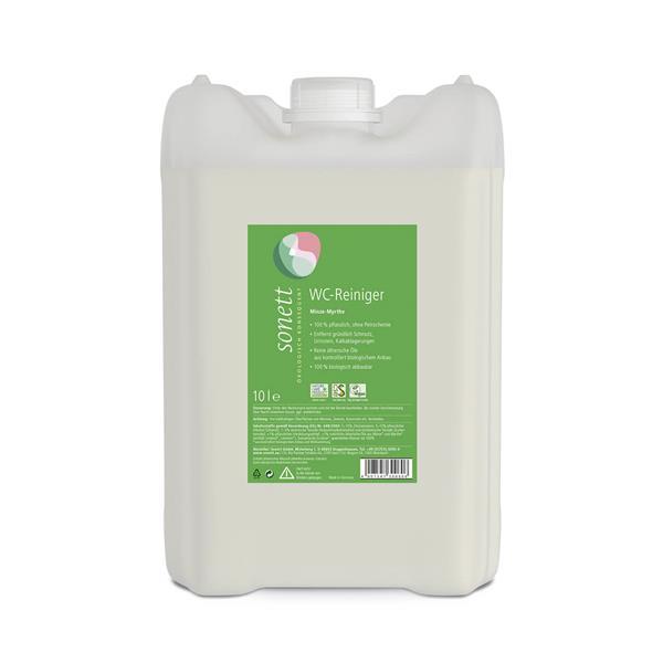 Sonett WC Reiniger Minze-Myrthe 10 ltr