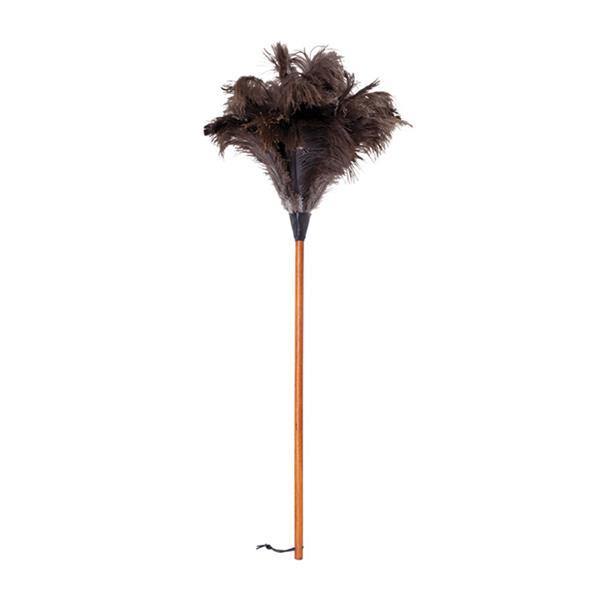 Straußenfederwedel 110 cm